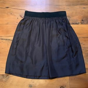 WILFRED 100% Silk Skirt Size 4